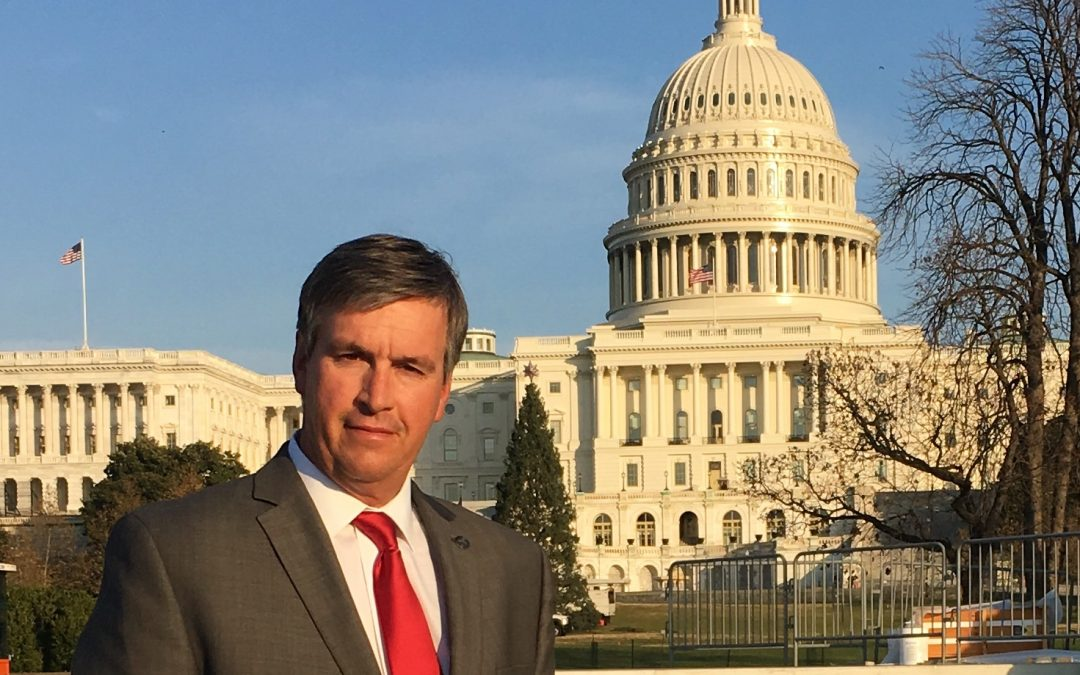 Barry Moore Already in Washington Working for District 2