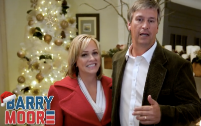 Barry Moore – A Christmas Message (and some bloopers)