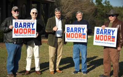 Veterans Endorse Barry Moore for AL-2 Seat in New Video