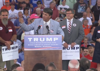 Barry Moore endorsed Donald Trump_Tim Wadsworth to the right.