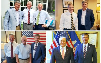 Barry Moore Working for District 2 in DC, Returns to Continue Campaigning After Five Day Washington Trip
