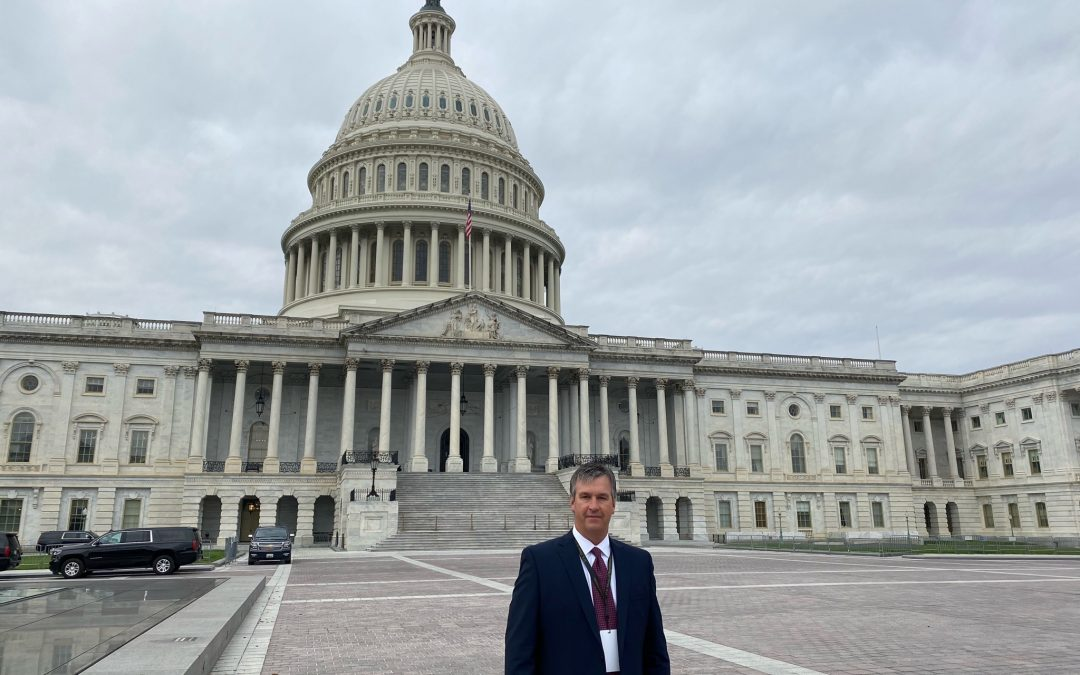 Barry Moore Encouraged By 'True Patriots' In New Congress